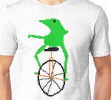 Dat Boi pixel meme (crappy version) Unisex T-Shirt