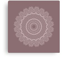 Thousands and One Nights Mandala in 3D, #redbubble, #homedecor, #bohemian Canvas Print