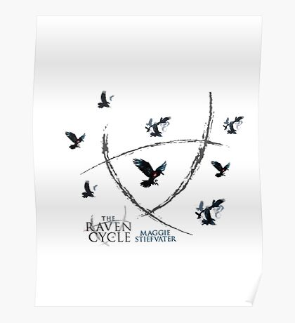 The Raven Cycle Dreamer Poster
