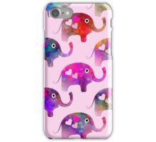 Elephant Party iPhone Case/Skin