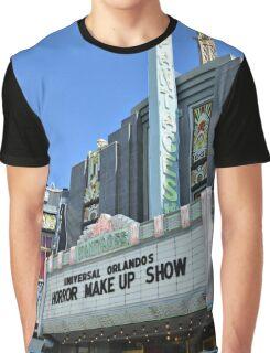 Universal Horror Make-Up Show Graphic T-Shirt