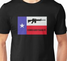 COME AND TAKE IT 1 Unisex T-Shirt
