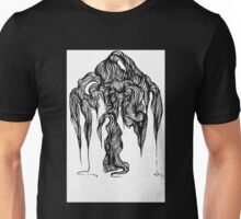 Micron brush pen drawing Unisex T-Shirt