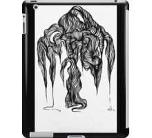 Micron brush pen drawing iPad Case/Skin