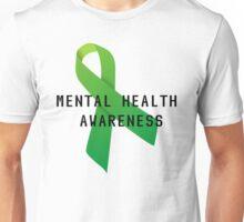 Mental Health Awareness Unisex T-Shirt