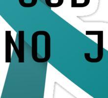 OCD is no joke Sticker