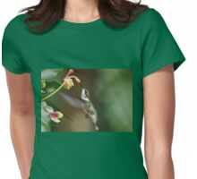 Juvenile Male Ruby Throat Womens Fitted T-Shirt