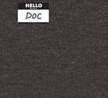 Black Badge Doc Unisex T-Shirt