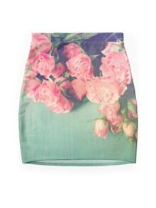 Garden Party Mini Skirt