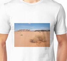 Desert of Wadi Rum Unisex T-Shirt