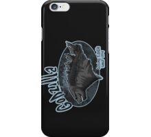 Godzilla - saving Earth since 1945 iPhone Case/Skin