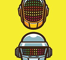 Daft Vectors! by Diego Riselli
