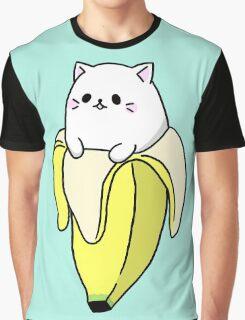 """""""Bana NYA!"""" - Bananya Graphic T-Shirt"""