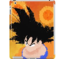 Dragon ball Z - Goku iPad Case/Skin