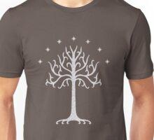 The White Tree of Gondor (marbled) Unisex T-Shirt