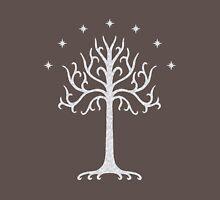 White Tree of Gondor (marbled) Unisex T-Shirt