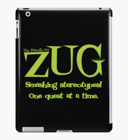 ZUG Slogan iPad Case/Skin