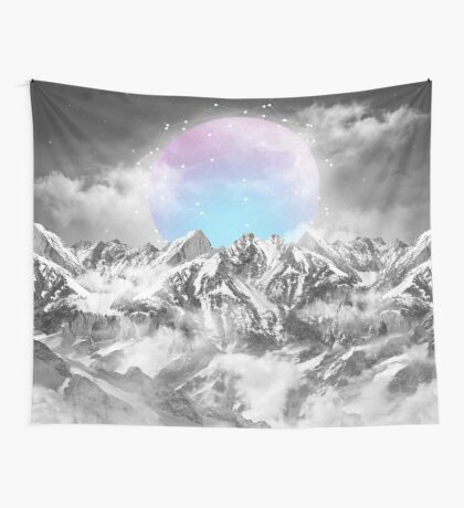 It Seemed To Chase the Darkness Away II Wall Tapestry