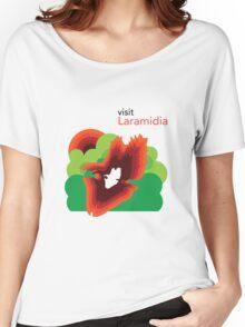 Visit Laramidia Women's Relaxed Fit T-Shirt