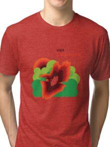 Visit Laramidia Tri-blend T-Shirt