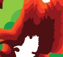 Visit Laramidia Sticker