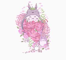My Floral Totoro Unisex T-Shirt