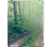 Woodland Fog iPad Case/Skin