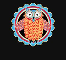 Tribal Owl Unisex T-Shirt