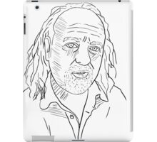 Bill Bailey iPad Case/Skin
