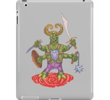 army monster iPad Case/Skin