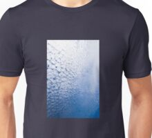 Blue Sky White Clouds photograph Unisex T-Shirt