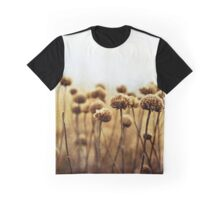 Where the Night Runs Into the Day Graphic T-Shirt