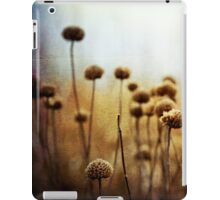 Where the Night Runs Into the Day iPad Case/Skin