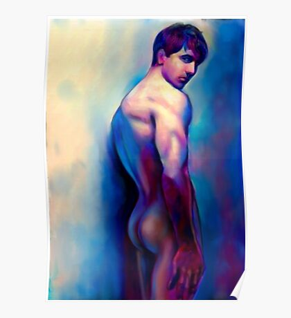 Nude Male Poster