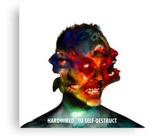 Metallica - Hardwired Canvas Print