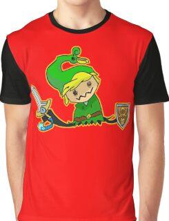 Zelda Mimikyu Graphic T-Shirt