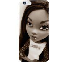 #TBT - Clawdeen Wolf iPhone/Samsung Case iPhone Case/Skin