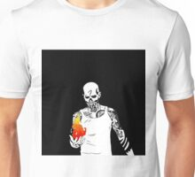 El Diablo BLACK BACKGROUND Unisex T-Shirt