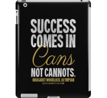 Canned Success T-shirts & Homewares iPad Case/Skin