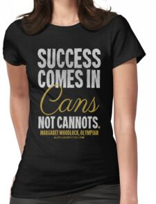 Canned Success T-shirts & Homewares Womens Fitted T-Shirt