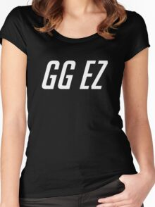 GeeGee Eazy Women's Fitted Scoop T-Shirt