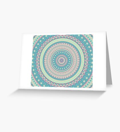 Mandala 03 Greeting Card