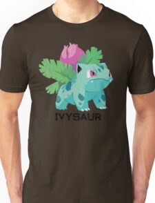 Low Poly Pokemon - 002 - Ivysaur Unisex T-Shirt