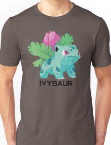 Low Poly Pokemon - 002 - Ivysaur Unisex T-Shirt