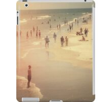 Summer Beach Day iPad Case/Skin