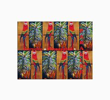 Parrots and Pineapples Unisex T-Shirt