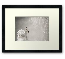 Secret rendezvous Framed Print