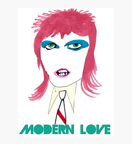 Modern Love Photographic Print