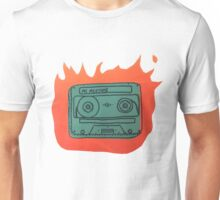 My Mix Tape Is Fire Unisex T-Shirt