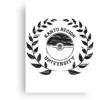 Regional University Canvas Print